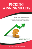 Picking Winning Shares - Front Cover